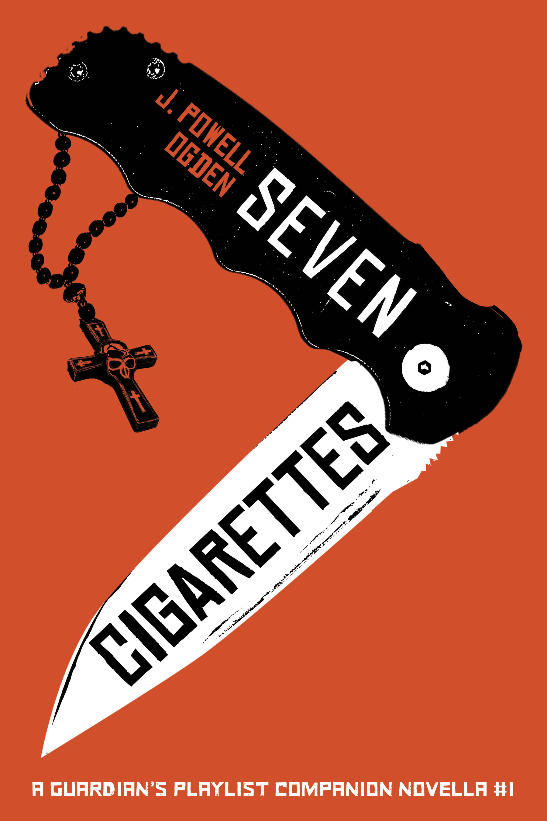 SEVEN CIGARETTES by J. Powell Ogden